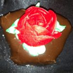 Red Rose Angel Dip