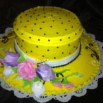 Hat Cake Sample
