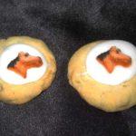 Horsehead thumbprints