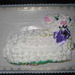 Large Lamb Cake - Buttercream