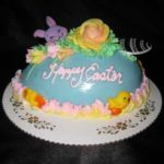 Small Egg Cake