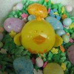 Sample inside of Peek-a-Boo egg