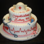 Nursing Tier Cake