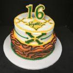 St. X Tier Cake