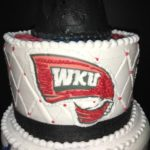 WKU Towel (diamond/cap not inc)