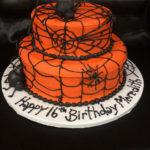 Halloween Tier Cake
