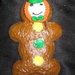 Leprechaun Gingerbread