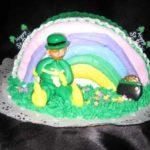 Pot 'O Gold Cake