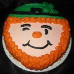 Leprachaun Face Cake