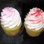 Tall Swirl Cupcakes