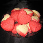 Butter Heart Cookies