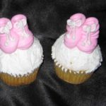 Bootie Cupcakes